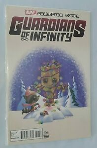 GUARDIANS OF THE INFINTY #1 (15) EXCLUSIVE VARIANT MARVEL COLLECTOR CORPS BAGGED