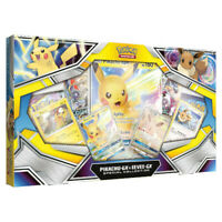 Pokemon TCG: Pikachu GX & Eevee GX Special Collection