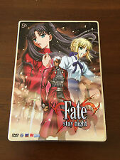 FATE STAY NIGHT VOLUMEN 2 - CAPITULOS 5 A 8 - 2 DVD - 100 MIN - ED STEELBOOK