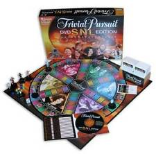 NEW 2004 TRIVIAL PURSUIT SNL DVD EDITION SATURDAY NIGHT LIVE TRIVIA BOARD GAME