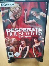 DESPERATE HOUSEWIVES DAS SPEL PC /CD-ROM