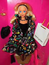 1994 Savvy Shopper Bloomingdale's Barbie By Nicole Miller #12152