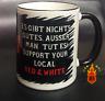 Hells Angels Support Kaffeebecher ES GIBT NICHTS GUTES... Original 81 Support