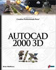 AutoCAD 2000 3D f/x and design: Elevate your AutoC