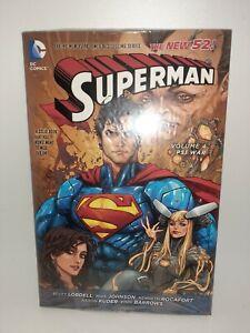 DC Superman Vol 4 Psi War Hardcover Sealed 9.8 FREE SHIPPING