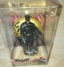 Batman Begins: Hand-Crafted Glass Holiday Ornament