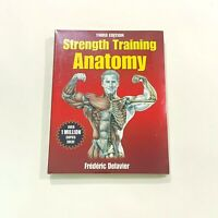 Strength Training Anatomy Package 3rd Edition with DVD by Frederic Delavier