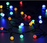 100/200/500 LED Berry Multicoloured Christmas Xmas Fairy String Lights Wedding