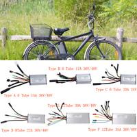 24V/36V/48V Electric Bicycle Bike Scooter Brushless Motor Speed Controller Kit