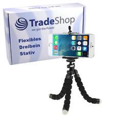 Mini Dreibein Stativ Flexibel für Apple iPhone Samsung Galaxy Sony Xperia