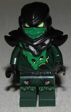 Lego New Ninjago Minifigure Evil Green Ninja Round Torso Emblem From Set 70736