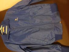 camel back blue jacket rn 53578 windbreaker mens L large pre-owned
