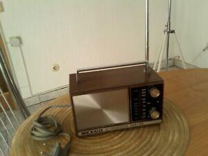 Vintage MEXICO 10 Transistor RADIO JAPAN UKW für Sammler 60er jahre !!