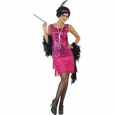 (tg. Small) Smiffys Costume Charleston per Travestimento da Flapper anni '20 P