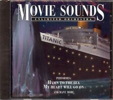 Movie Sounds Unlimited Orchestra-Titanic-CD, hymn to the sea A.M.M. NEW, OVP