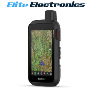 Garmin Montana 750i Handheld Hiking GPS AUS/NZ TOPO 010-02347-02