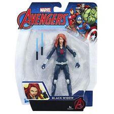 Marvel Avengers 15 cm Basic Action Figure-Black Widow