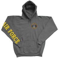 US Air Force sweatshirt Men's size USAF hoodie airforce sweat shirt hoody