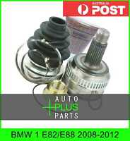 Fits BMW 1 E82/E88 2008-2012 - Outer Cv Joint Rear 24X57X27