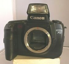 Canon EOS A2 35mm Camera ~ BODY ONLY ~TESTED A41