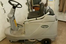 Advolution 2710 Floor Burnisher 164 hours On board charger & dust control