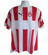 More details for 2006-2007 olympiakos home shirt, puma, football shirt, maglia, trikot, xl