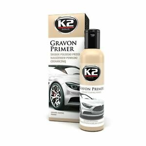 K2 GRAVON PRIMER Ceramic coating primer G037 140g NEW!