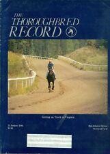 1984 Thoroughbred Record Magazine: Getting on Track in Virginia/Newstead Farm