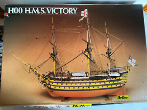 Heller Models H.M.S. Victory 1/100 Scale Sail Ship Kit