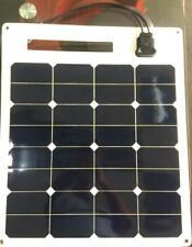 SPC 50 watt SunPower High Effcy. Marine Flexible Solar Panel PV  FREE SHIPPING
