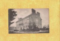 CT South Manchester 1908-29 antique postcard WASHINGTON SCHOOL Conn education