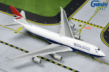 British Airways 747-400 G-CIVB Negus Gemini Jets GJBAW1858 1:400 PRE-ORDER
