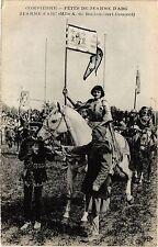 CPA  Compiégne - Fétes de Jeanne d'Arc -Jeanne d'Arc (Mile A. de ... (291895)