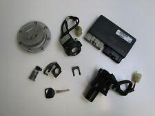 Honda CBR900 RR HISS Lockset, ECU, Ignition, Fuel Cap, Fireblade, 2002, 2003 #21