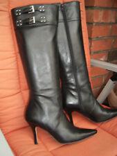 Buffalo Highheel Stiletto Stiefel 11480 Lederstiefel 24400 Damenstiefel 40 Boots
