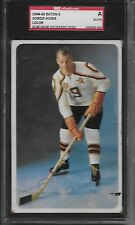 1964-65 Eaton Gordie Howe Vintage Signed Postcard SGC Authentic autograph