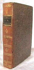 1543 JEAN DE GAGNY HOLY BIBLE COMMENTARY EPISTLES & REVELATION BREVISSIMA.. 1ST