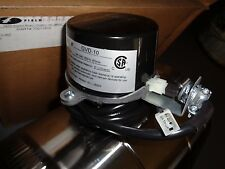 "FIELD CONTROLS GVD-10 10"" electric GAS VENT DAMPER 24v0lt BOILERS & DRAFT HOOD"