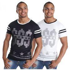 Individualisierte Markenlose Herren-T-Shirts aus Baumwolle