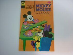 Whitman Walt Disney Mickey Mouse & Goofy comic 1976