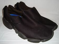 Aetrex ModPod Black Shoes 14 Wide W Walking Clogs MP200 Slip On Clogpod