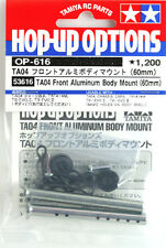 Tamiya 53616 Support Carrosserie Avant Alun Body Monture 60mm modélisme