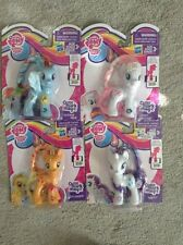My Little Pony Cutie Mark Magic Nurse Redheart, Applejack, Rainbow Dash & Rarity