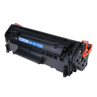 Black Q2612A Toner Cartridge High Yield A4 2500Pcs for HP 1012/1015 /3015