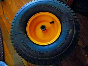 riding mower front tire