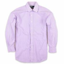 Ralph Lauren Hemd Shirt Freizeithemd Gr.16,5 (XXL) Curham Classic Fit Lila 91922