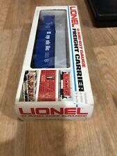 T4 O/O27 Gauge Vintage Lionel Republic Steel Gondola #9136