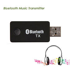 USB Wireless Bluetooth Audio Music Transmitter for TV PC Audio Converter Adapter