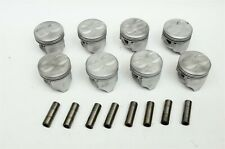 68-74 Chevy 307 V8 Engines Pistons & Pins Set GM 6271087 6271086 NOS