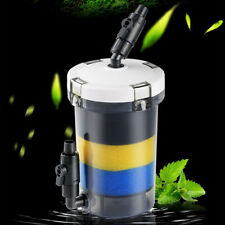 Aquarium Pre-filter Fish Tank Supplies External Canister Filter Water Cleaner US